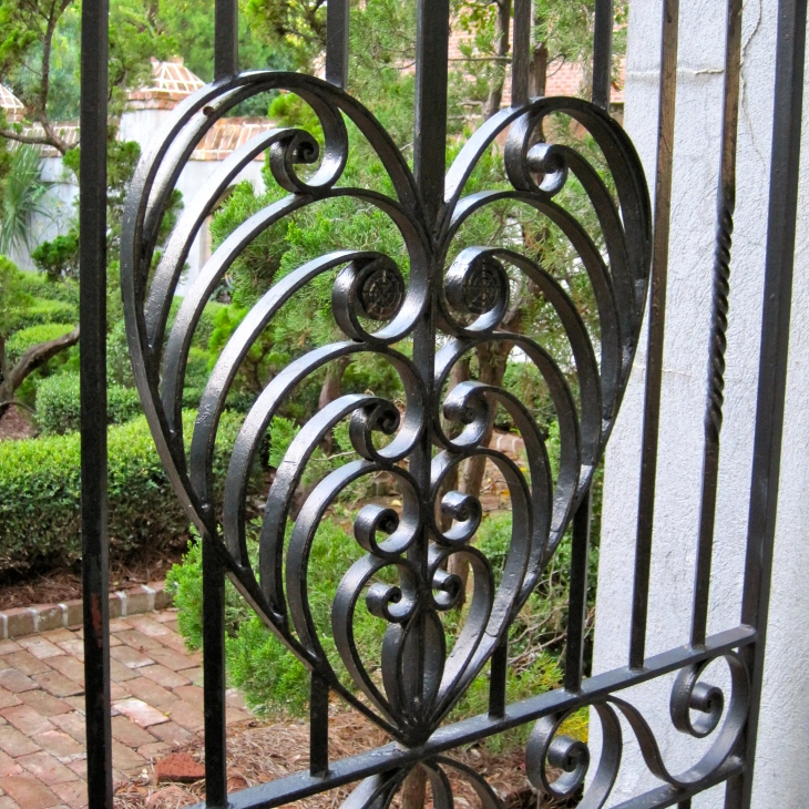 Heart Fence