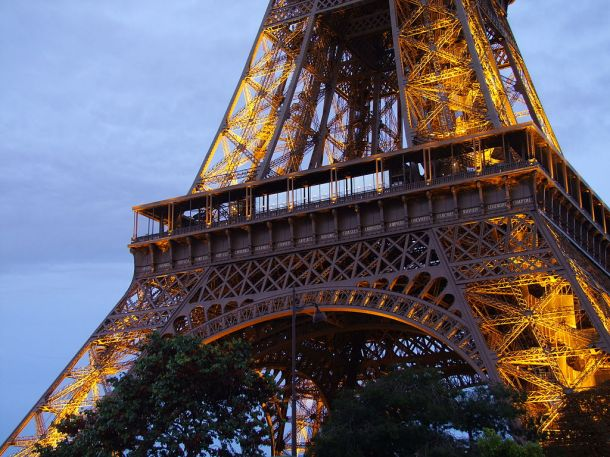 Eiffel tower Center