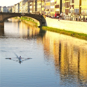 Florence: Finding Serenity in Chaos