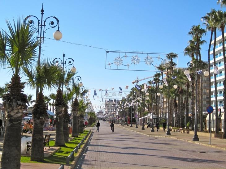 Larnaca Main Street