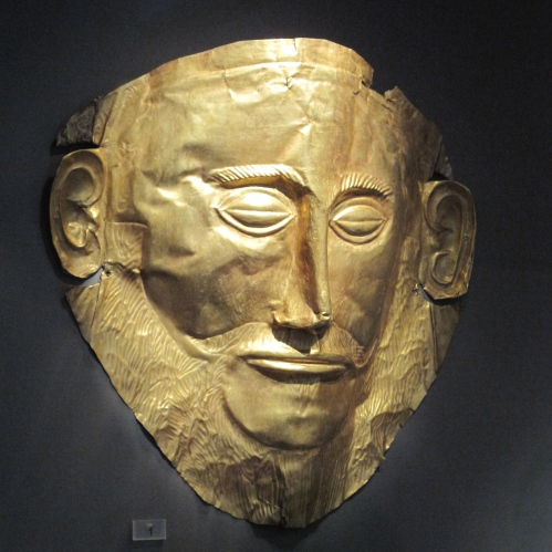 Mask of Agamemnon