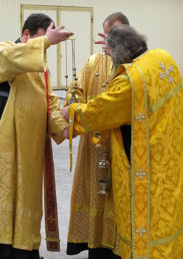 Orthodox vestments