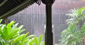 A Rainy Day inBangkok