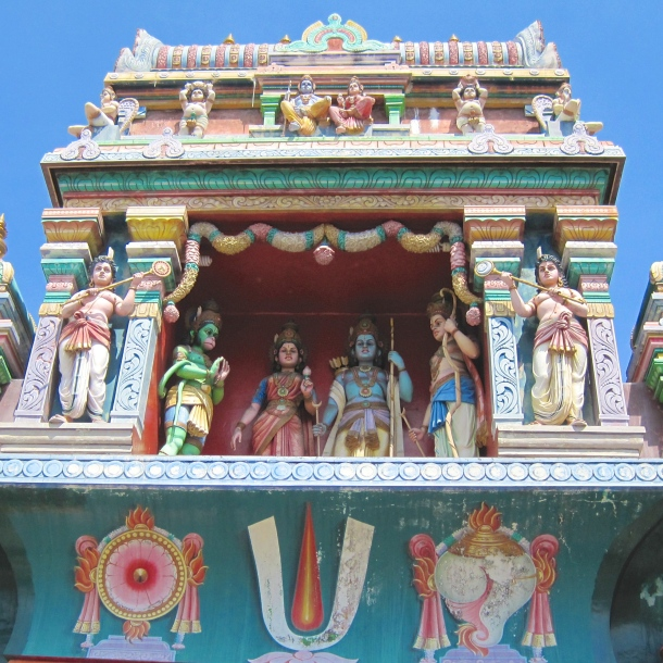 Roof Temple