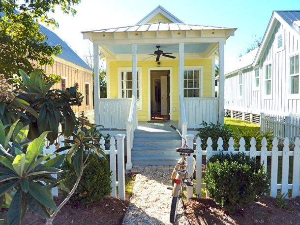 Tumbleweed Tiny House Cottage savannah's tiny cottages: total charm in 300 square feet | gallivance