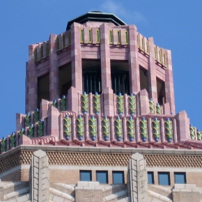 Art Deco Thrives In Asheville, North Carolina