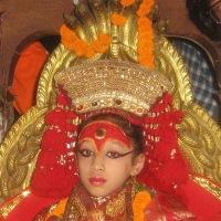 The Royal Kumari of Kathmandu