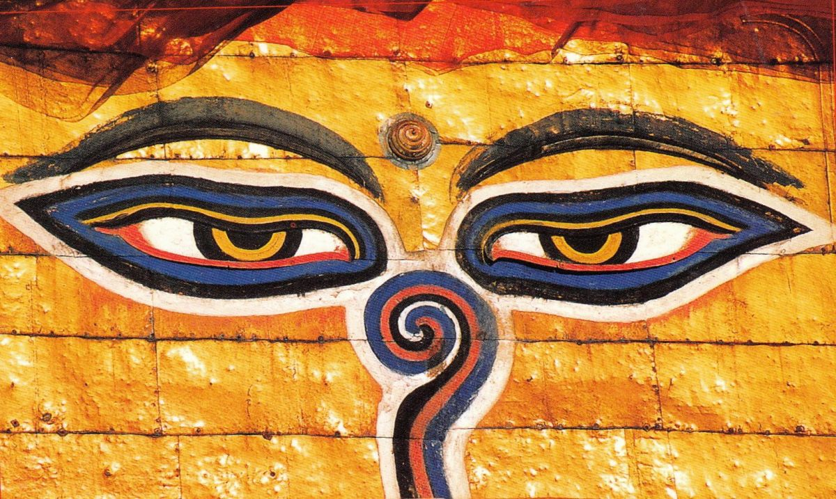 Image result for kathmandu eyes
