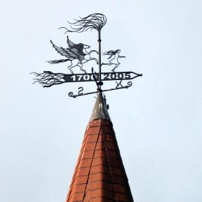Pegasus Visits Latvia