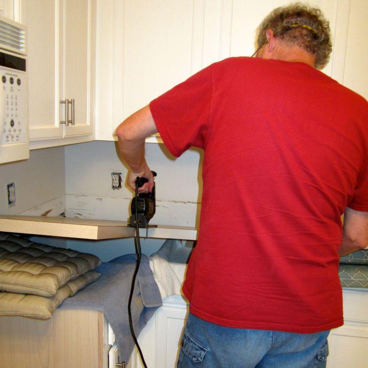 Cutting countertop