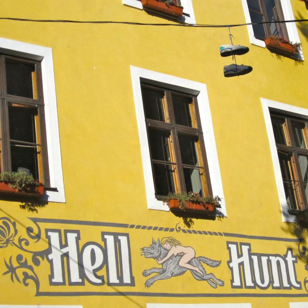 Hell Hunt with Shoes