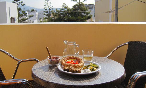 Santorini Thanksgiving