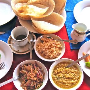 A Global Gumbo: Ethnic FoodAdventures