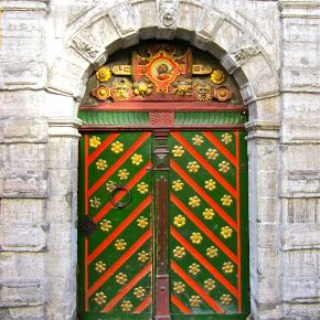 Beguiling Baltic Doors: What's the Message?