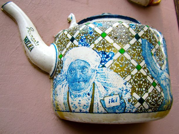 Teapot from IKI