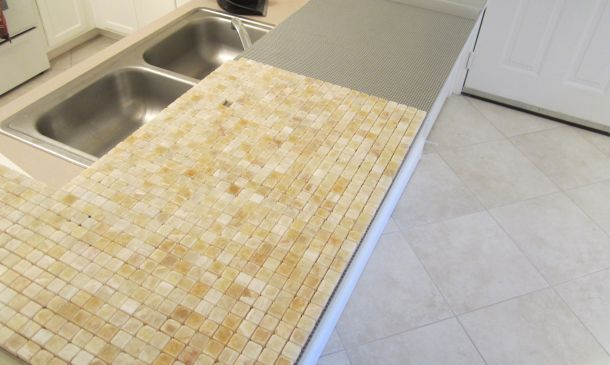 7 Laying Tile