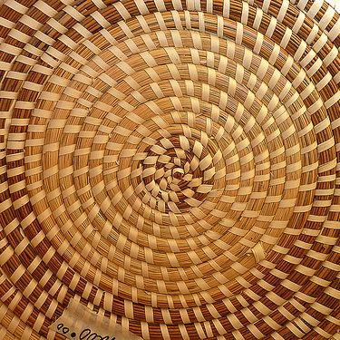 Sweetgrass Basket by Muffet