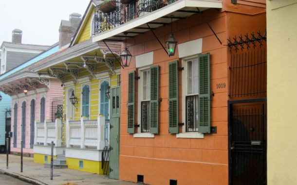 French Quarter Cottages