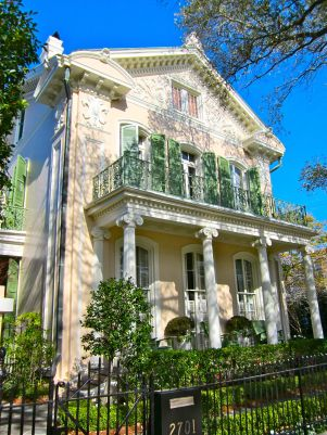 Garden District House