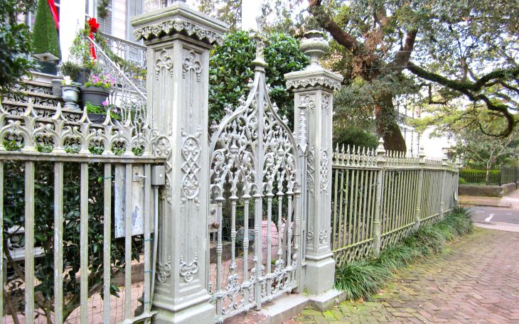 Gray Gate