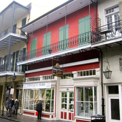 Peychaud's Pharmacy