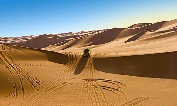 Sudan Desert-2 by Sharif Baasher