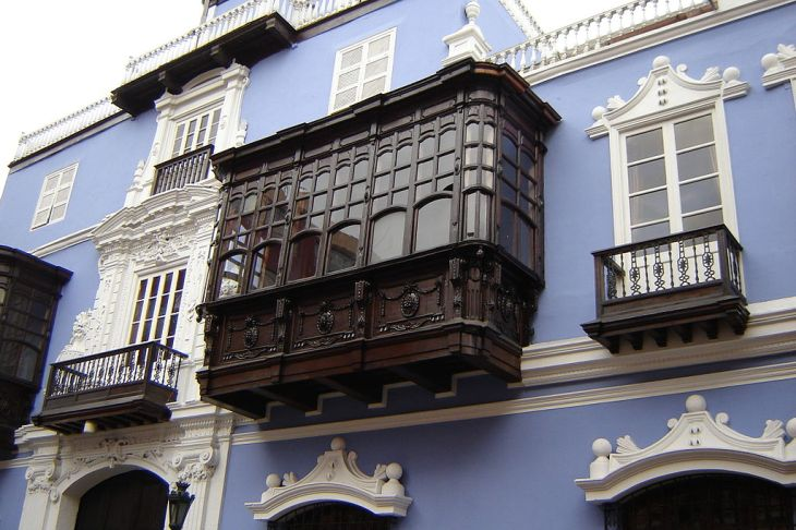 Balcones-Casa de Osambela