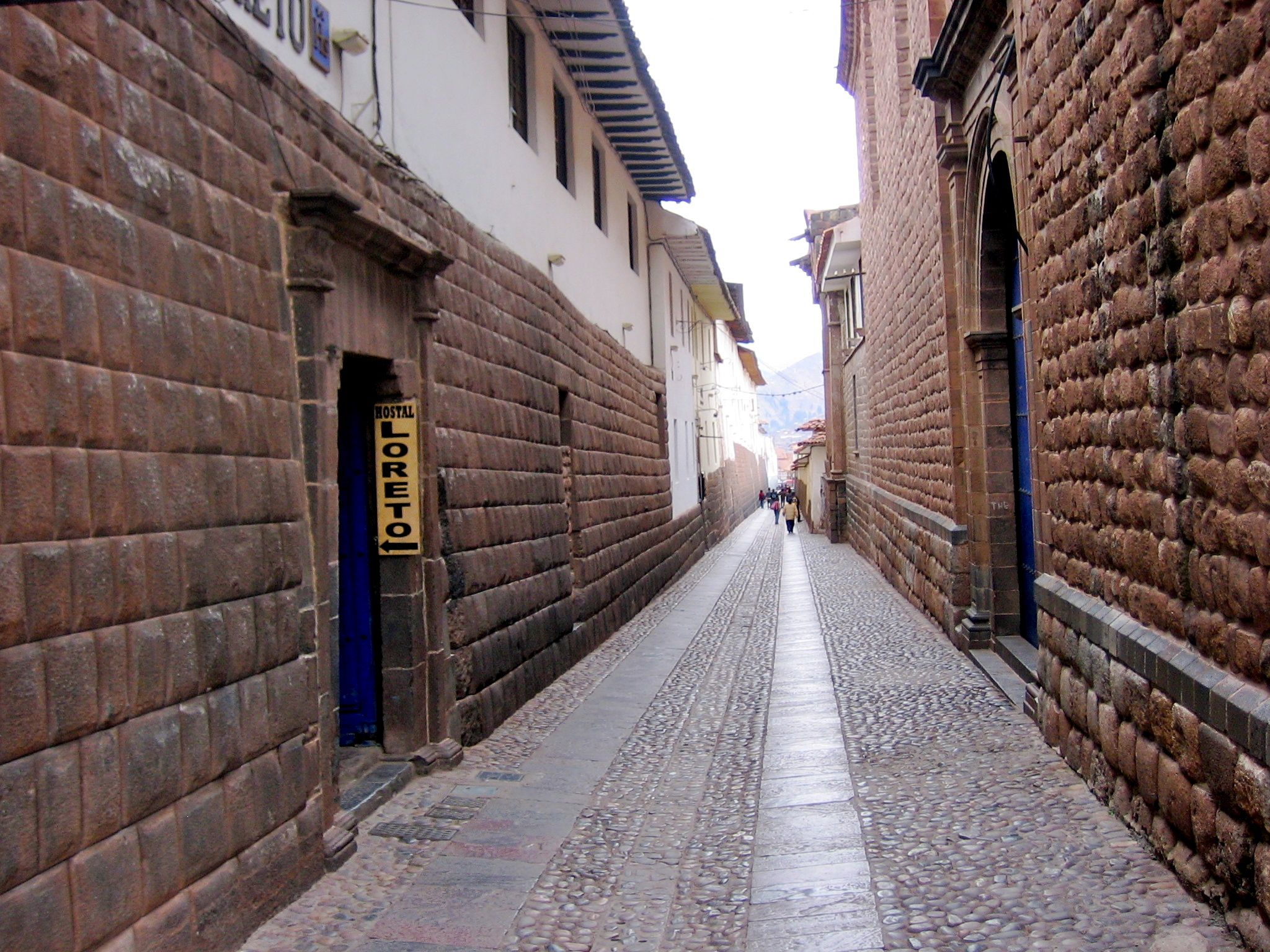 Published February 26, 2013 at 2048 × 1536 in Cusco: Navel of the ...