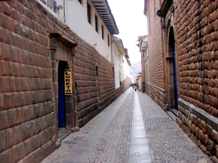 Cusco Alley