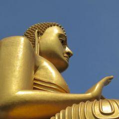 Dambulla Buddha 2