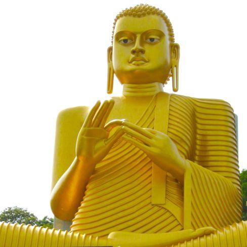 Dambulla Buddha