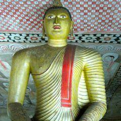 Dambulla Cave Buddha