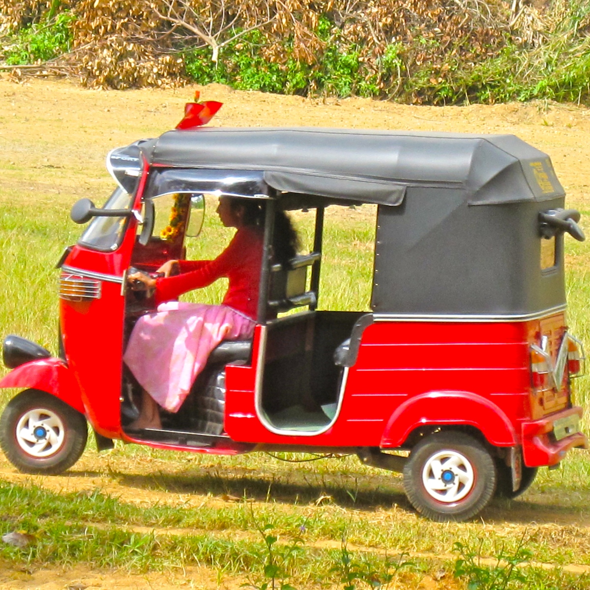 The Tuk-Tuk Lesson