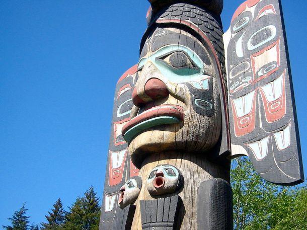 Ketchican Totem