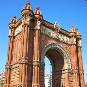 Making a Grand Entrance inBarcelona