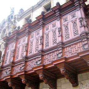 Lima's Luscious Balconies: A Tale ofJealousy