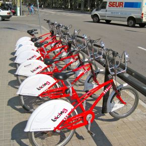 I'm Loving Bike-FriendlyBarcelona