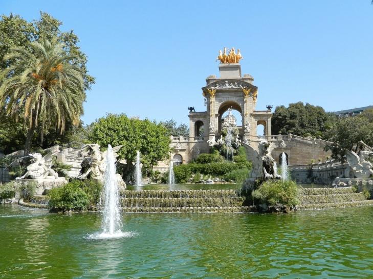 Cascada Barcelona