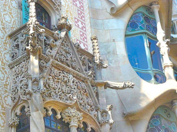 Gargoyle window