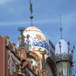 Pure Whimsy: Barcelona's Palace of Catalan Music
