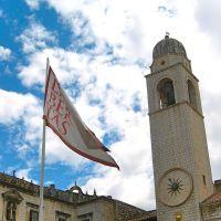 A Poltergeist in Dubrovnik