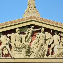 Pediment Center