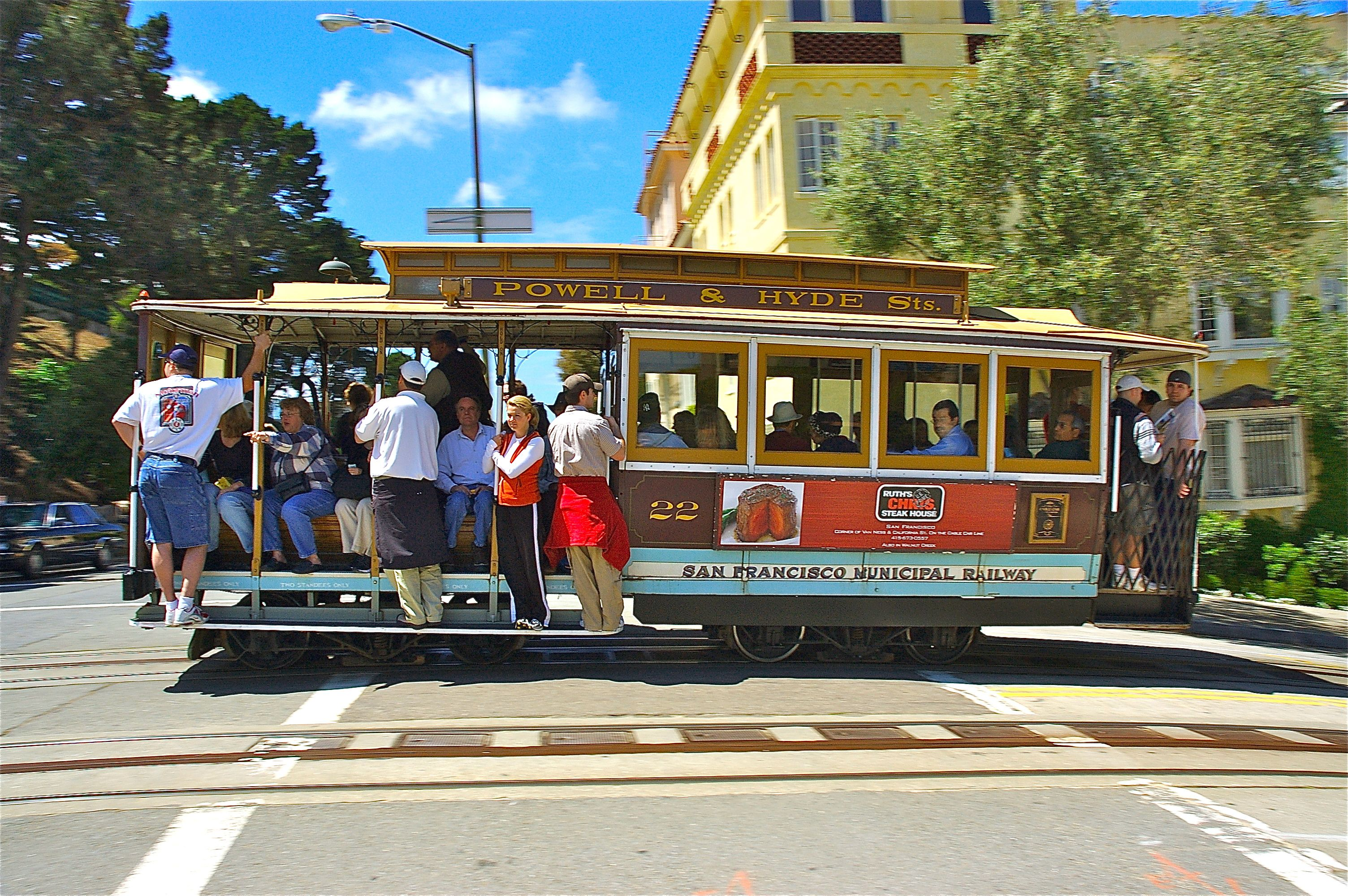 How To Rent A Cable Car In San Francisco
