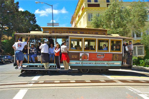 San Francisco Trolley