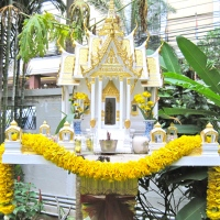 The Fascinating Thai Spirit Houses