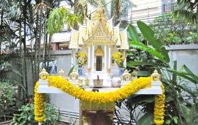 The Fascinating Thai SpiritHouses