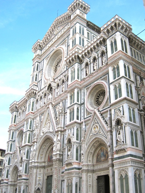 Duomo Front