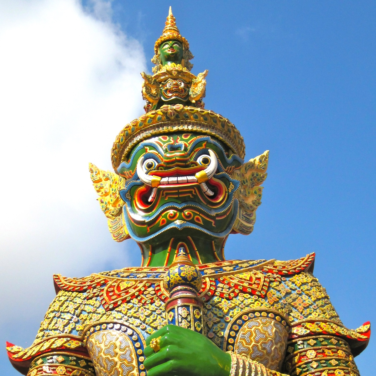 The Curious Creatures of The Grand Palace