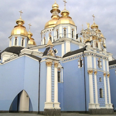St. Michael's Cathedral, Kyiv, Ukraine