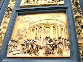 Ghiberti's Gates of Paradise: CliffsNotes For The OldTestament